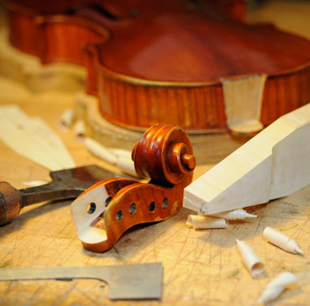 Pieces of a Violin